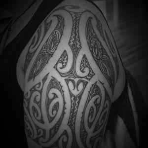 Add on cont. #maori #moko #maoritattoo #maoriAotearoa