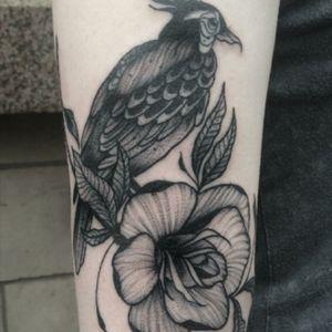 #tattrx #equilattera #tattooarmada #birdtattoo #rosestattoo #crowtattoo #blackworkers #blackworkers_tattoo #tattoo #bw #blackwork #blacktattoo #newink #tattoolovers #tattooist #tattoofilter #skinartmag #ink #tattoomanchester #darkartist #tattooidea #tattooartist #uktta #tattooselection #tattoolifemagazine #linework #dotwork #tattoosnob #graphictattoo #graphicdesign #tattodoo