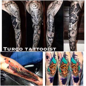 By Turco tattooist 🇮🇪🇧🇷 #turcotattooist #EdsonTurco #turcotattoostudio #turcotattoos