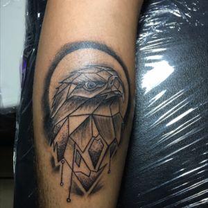 Aguila geometrica