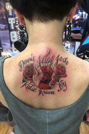 Tattoo by Mt. Vernon Body Art
