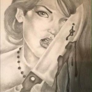 #art #tattooart #realism #veronicaricci #bloodymary #tattoo #ink #tatuaje #tatt #tattooart #chicagotattooartist #mesatattooartist #siksydeinkorporated #tattgangrosado