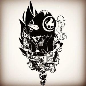 Labor sanitas est ✏️ #blacklilipute #illustration #pencil #tattooistartmagazine #tattooistartmag #tattoomag #tattoo #tattoos #ink #inked #art #artist #tatoooftheday #tattooed #tattooartist #tattooblog #rad #artcollective #drawing #draw #sketch #sketches #skull #skulls #tattooflash #fineart #skull2016 #supportartmag #supportart