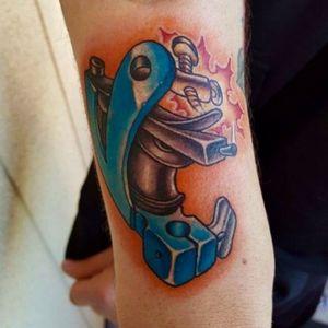 #tattoomachine #tattoocolors #tattooartist #tattooink #tattooer #tattoomagazine