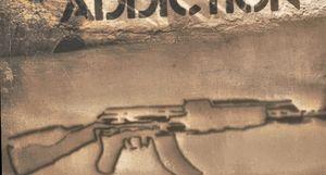 Fine line tattoo AK 47 #linework #lines #Black #blackart #tattooartist #tattooart #ak47 #inprogress #details #tattooartistmagazine #blackink #ink #sweden #artist #blacktattoo #artwork #gun #guntattoo