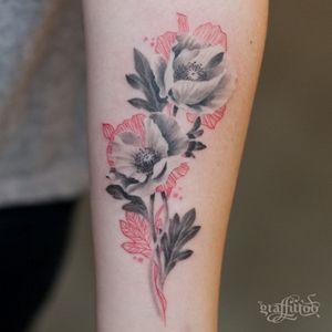 poppy :) #poppytattoo #flowertattoo