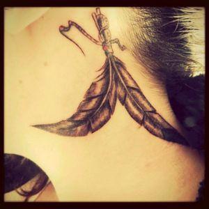 #feather #feathertattoo