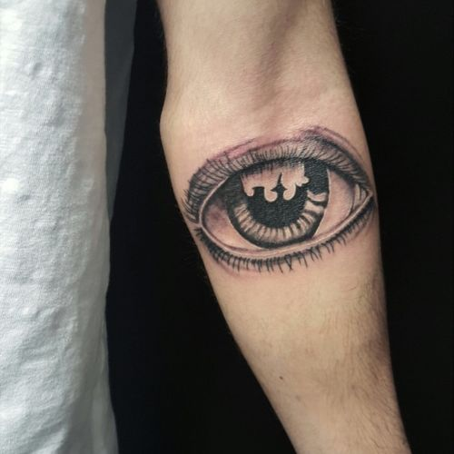 #eye #tattoo #italytattoo