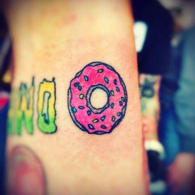 #homer #donnut !!