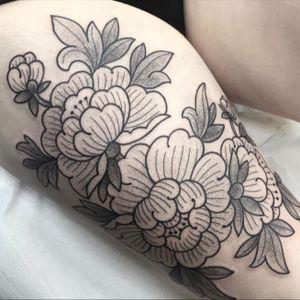 By Valeria Marinaci done at Bristol Tattoo Convention