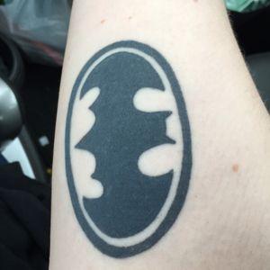 Batman symbol. #batman