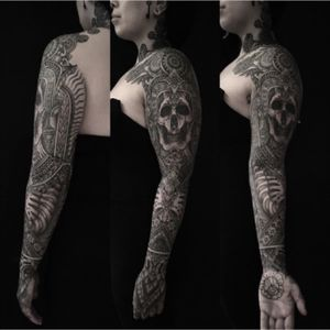 Tattoo from Zac