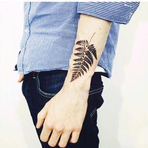 #tattooistdoy#nature #leaf #flowers