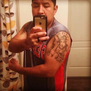 #tatto  #mexicantattoo #jesus #followme #chilango #follow4follow