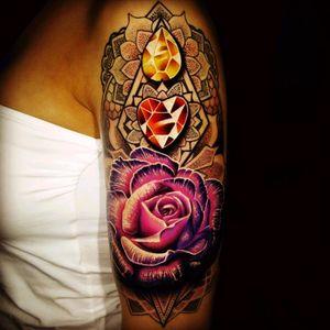 #rose #jewels