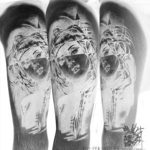 #negative #volpe #studioyorick #tattoo2me