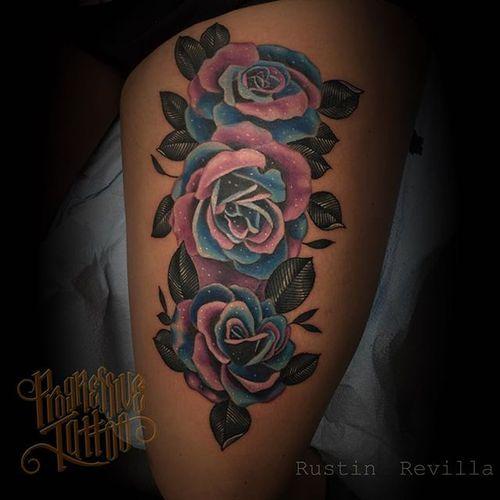 By Rustin #roses #rose #skinart #flowers #flower