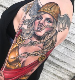 Tattoo from Samantha Smith