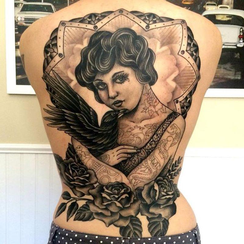 Tattoo from Senaspace Tattoo Studio
