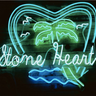 Stone Heart Body Art