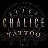 Black Chalice Tattoo