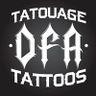 DFA. Jolly Roger's Tattoos