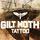 Gilt Moth Tattoo