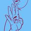 Spoken Hand Tattoo