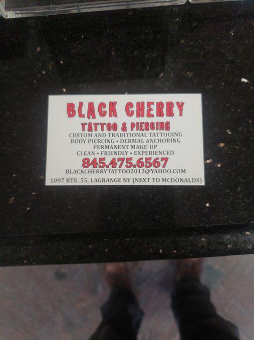 Black Cherry Tattoo Studio Black Thunder Irons