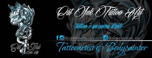 Cat Ink Tattoo Art Studio