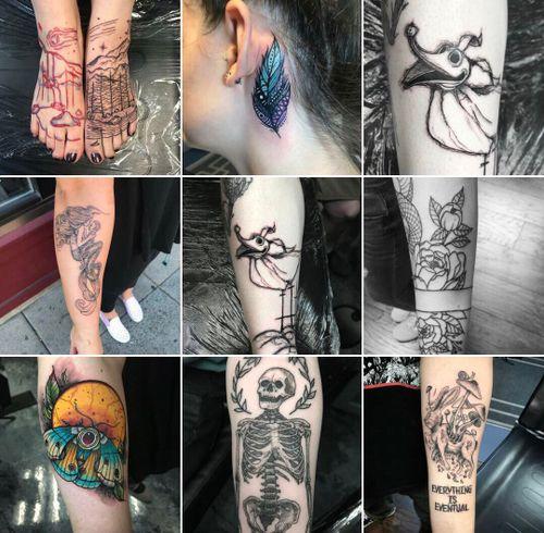 Seventh Circle Tattoo