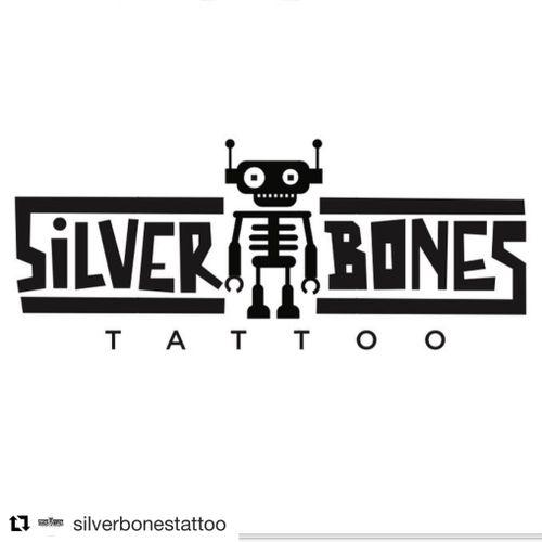Silver Bones Tattoo
