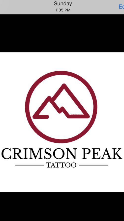 Crimson Peak tattoo