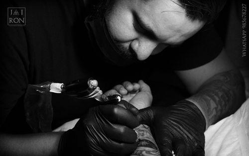 Jairon Tattoo