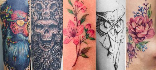 Black & White Tattoo Studio