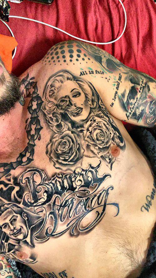 Luapple Tattoo