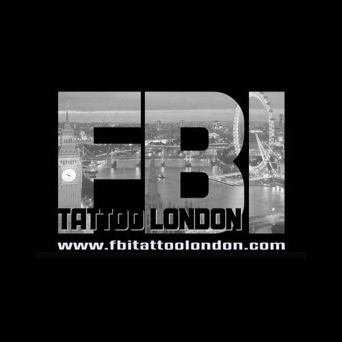 FBI Tattoo London - Enfield