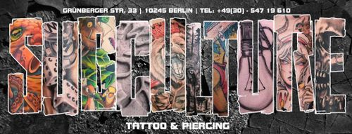 Subculture Tattoo & Piercing