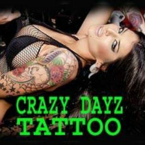 Crazy Dayz  Tattoo