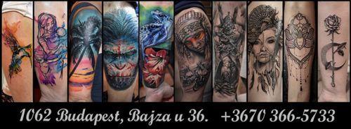 Dead Pony Tattoo Budapest