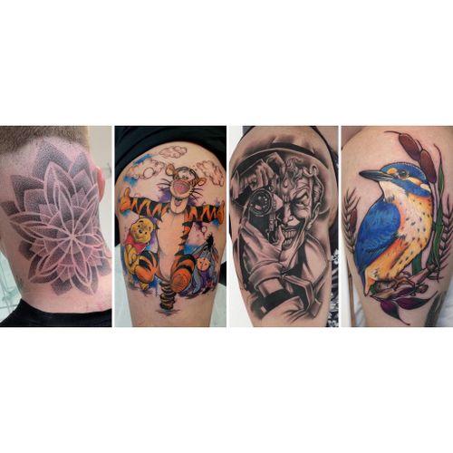 Hard Lines Tattoo Studio