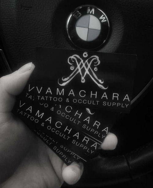 VAMACHARA Tattoo Studio & Occult Supply Shoppe