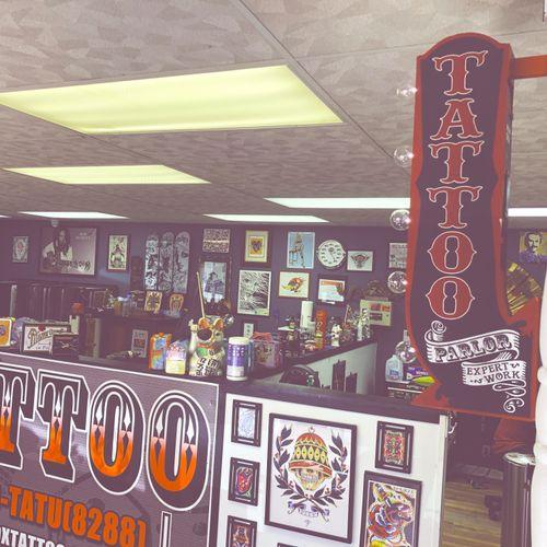 Lunchbox Tattoo