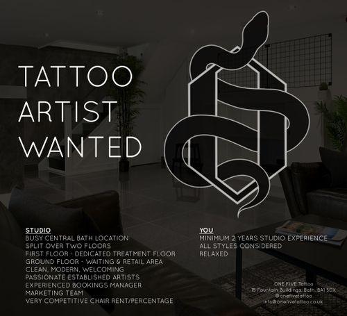 ONE FIVE Tattoo