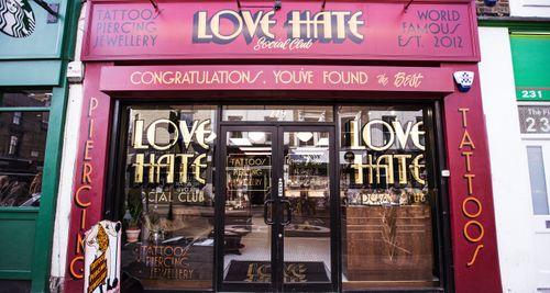 Love Hate Social Club