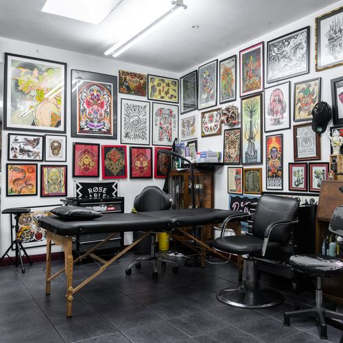 Seven Doors Tattoo