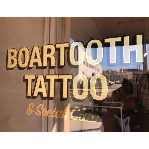 Boartooth Tattoo