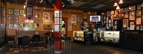 Boston Tattoo Company Cambridge