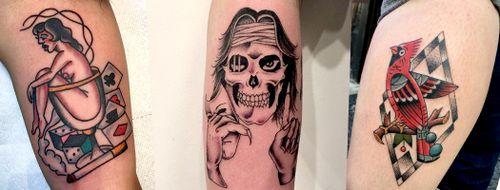 Black Square Tattoo