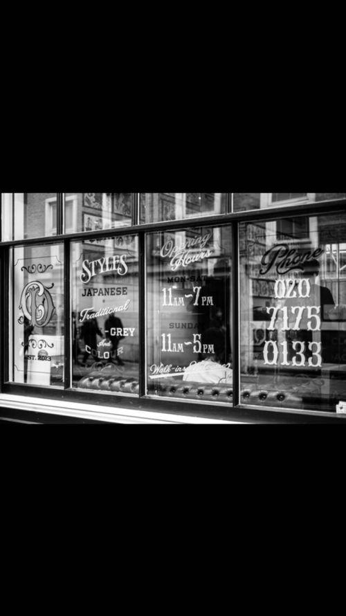 Cloak and Dagger Tattoo London